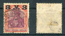 Deutsches Reich Michel-Nr. 155Ia Gestempelt - Geprüft - Germany