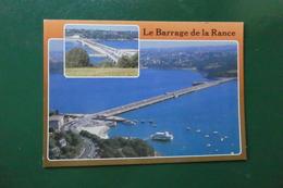 W 3 )  LE BARRAGE DE LA RANCE - France