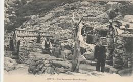 Corse ,Corte, Une Bergerie  Au Monte-Rotondo , N°  539 - Corte