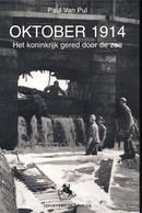 Oktober 1914. Ijzervlakte - 1914-18
