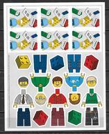 Danemark 2015 N° 1784 Neuf En Feuillet LEGO - Danemark