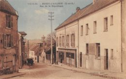95-BOISSY L AILLERIE-N°T2410-D/0361 - Boissy-l'Aillerie