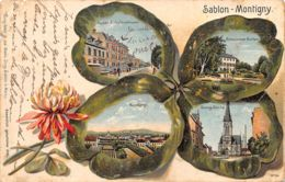 57-SABLON MONTIGNY-N°T2410-F/0081 - Autres Communes