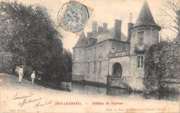 77-JOUY LE CHATEL-CHÂTEAU DE VIGNEAU-N°T2411-E/0195 - Frankreich