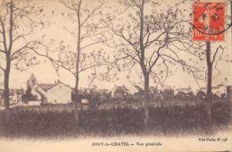 77-JOUY LE CHATEL-N°T2411-E/0201 - Frankreich