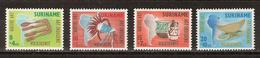 Suriname 336-339 MNH ; Inheemse Volkskunst 1960 NOW SPECIAL SURINAME SALE - Surinam ... - 1975