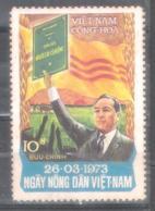 169  South Vietnam Yv 454A - Slightly Toned Gum - 15,75 (60) - Viêt-Nam