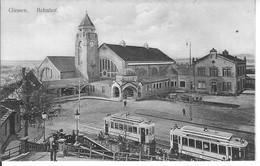 Giessen, Bahnhof - Giessen