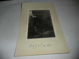 Aalst Hofstade Watermolen Foto Op Kaart - Aalst