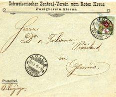 """SUISSE.1912.FRANCHISE N°1 """"N°142"""". THEME:CROIX-ROUGE - Croix-Rouge"""