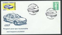 Sochaux - Lancement De La Peugeot 406 Le 19 Octobre 1995 - Automobili
