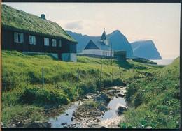 °°° 14933 - FOROYAR - VIDAREIDI - 1996 With Stamp °°° - Färöer