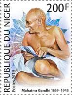 Z08 NIG190518a NIGER 2019 Mahatma Gandhi MNH ** Postfrisch - Niger (1960-...)