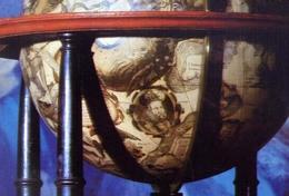 Astronomicke Zajmavosti Prahy - Detail Du Gloe E J.w. Blaeu Vec L'image De Tych Brahe - Formato Grande Non Viaggiata – F - Astronomia