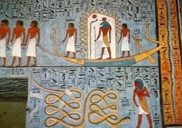 Thebes - Tomb Of King Ramses I - Formato Grande Non Viaggiata – E 7 - Musei