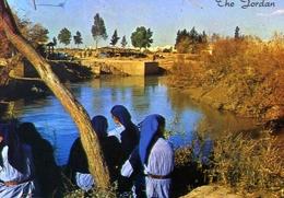 The River Jordan - Place Of Baptism - Formato Grande Non Viaggiata – E 7 - Cartoline