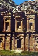 Petra - The Monastry - Formato Grande Non Viaggiata – E 7 - Cartoline