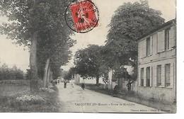 VALCOURT - Route De Moeslains - Altri Comuni