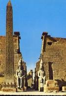 Luxor Temple - Great Pylon And Obeisk - Formato Grande Non Viaggiata – E 7 - Luxor