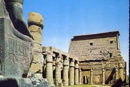 Luxor Temple - Forecort Of Ramses II - Formato Grande Non Viaggiata – E 7 - Luxor