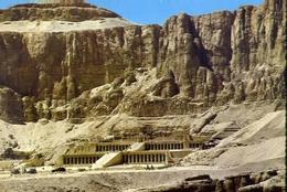 Luxor - Deir El Bahari - Hatshepsut's Temple - Formato Grande Non Viaggiata – E 7 - Luxor