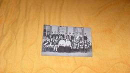 CARTE POSTALE PHOTO ANCIENNE NON CIRCULEE DATE ?../ ANOTATION COSNE SUR LOIRE ...CURES PRETRES ?..AVEC ENFANTS.. - Cosne Cours Sur Loire