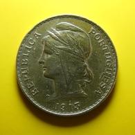 Portugal 50 Centavos 1913 Silver - Portugal