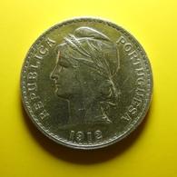 Portugal 50 Centavos 1912 Silver - Portugal