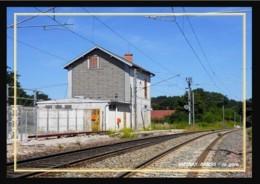 39  MESNAY  ARBOIS  -  La  Gare - Sonstige Gemeinden