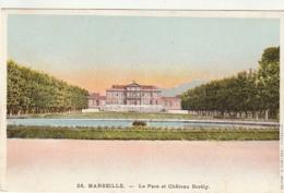 *** 13  ***  MARSEILLE Le Parc Et Le Château Borely - Neuve Excellent état - Castellane, Prado, Menpenti, Rouet