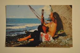 Tahiti Tahitienne Seins Nus Beaute Feminine - Naakt-Volwassenen (< 1960)