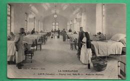 14 Calvados Caen Hopital Civil Salle No 3 Medecine Hommes - Caen