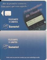 SENEGAL - Presentation Of Number, Tirage 20000, Dummy Telecard(no Chip, No CN) - Senegal