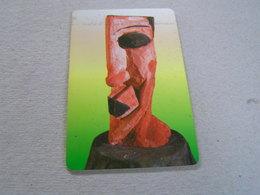 Luxembourg Used Chipcard   Art, Moritz Ney - Luxemburg