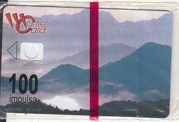 MONTENEGRO - Mountains Of Montenegro, 08/01, Dummy Telecard(no Chip, No CN), Mint - Montenegro