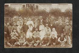 64 - BIARRITZ - Carte Photo - Hôpital - Militaire - 1915 ,#64/003 - Biarritz