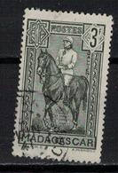 MADAGASCAR           N°  YVERT   221      OBLITERE       ( Ob   1/15 ) - Usados