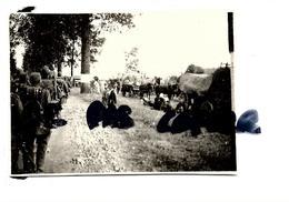 08 A SITUER  MAI  1940 PROGRESSION ALLEMANDE MAI JUIN 1940 EXODE - Sonstige Gemeinden