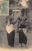 CPA Afrique Occidentale - DAHOMEY - Féticheuses De La Foudre - Dahomey