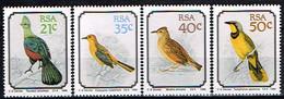 AFRIQUE DU SUD/SOUTH AFRICA/Neufs **/MNH**/1990 - Oiseaux D'Afrique Du Sud - Sud Africa (1961-...)