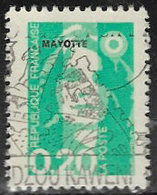 Mayotte SG41 1997 Definitive 20c Good/fine Used [40/32943/7D] - Mayotte (1892-2011)