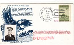 U.S. / Navy Ships / Japanese Surrender In Tokyo Bay - Etats-Unis