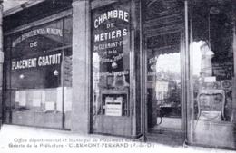63 - Puy De Dome - CLERMONT FERRAND - Office Departemental De Placement - Galerie De La Prefecture - Rare - Clermont Ferrand
