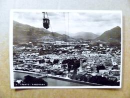 Old Post Card Carte Karte Italy Trento Mountains Berge Montagnes Lifts - 1900-44 Vittorio Emanuele III