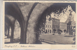 Kreuzburg O.S. - Rathaus Arkaden - Um 1935 - Schlesien