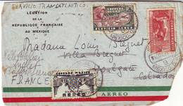 AVIATION PRECURSEUR , Lettre Adressee à Madame LOUIS BREGUET !!!! Daguin Houlgate Au Verso 1939 - Poststempel (Briefe)
