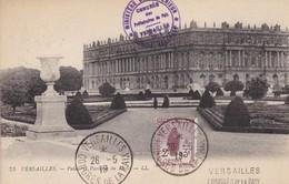 Entier Carte Postale - Versailles Congrès De La Paix (voir Scan Recto-verso) - Entiers Postaux