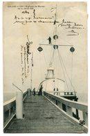 CPA - Carte Postale Signée Par HENRI BAELS - France - Calais - Signaux De Marée De La Jetée Est - 1905 ( HB10897) - Calais