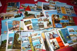 LOT DE 140 CPM/CPSM CARTES DE VENDEE 85 - Postcards