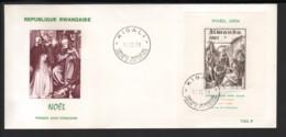 RWANDA / FDC Du 11.12.1978 / NOEL 1978 - Ruanda